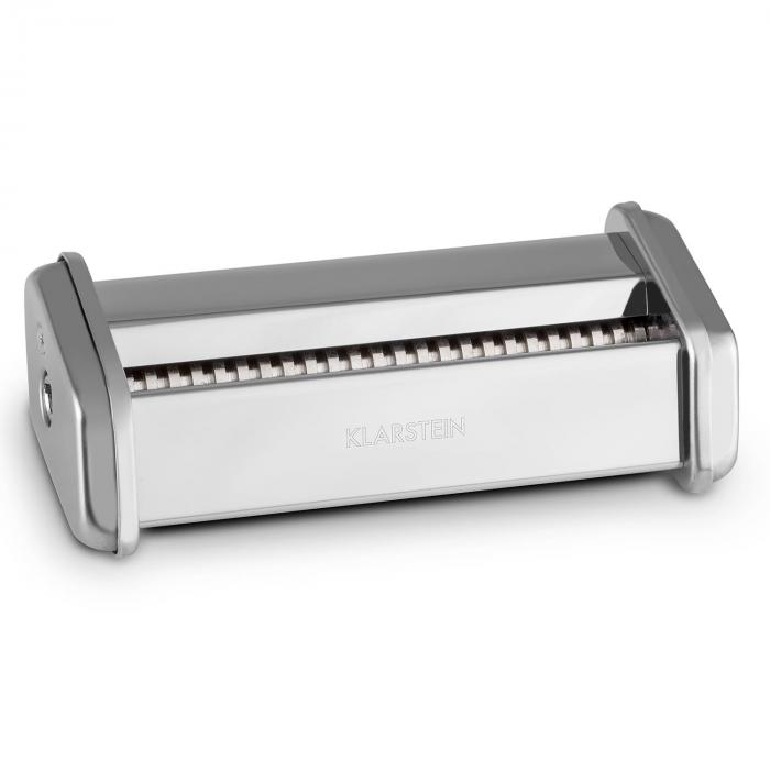 Klarstein Siena Pasta Maker Nasadka do makaronu Osprzęt Stal szlachetna 3mm