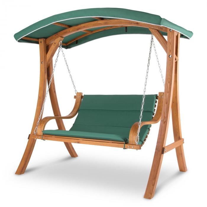 tahiti hollywoodschaukel 110 cm 2 sitzer sonnendach. Black Bedroom Furniture Sets. Home Design Ideas