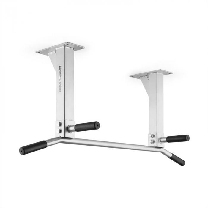 Tyro S7 Chin-Up Pull-Up Bar Ceiling Mounted Max. 350 kg Silver