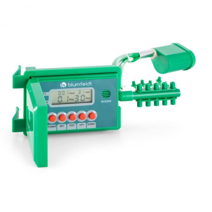 Aquanova sistema irrigazione automatico tubo 10 m for Sistema di irrigazione automatico