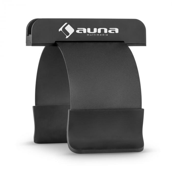 Auna SmartHold uchwyt do tabletów i smartfonówmetal guma elastyczny przenośny