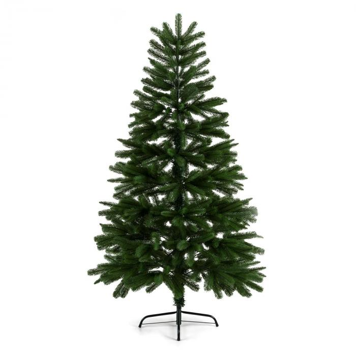 rothenburg sapin de no l artificiel 210 cm 868 branches electronic star fr. Black Bedroom Furniture Sets. Home Design Ideas
