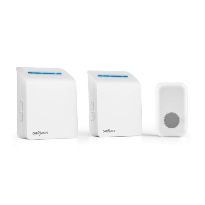 Portaton 330 sonnette de porte sans fil 3 l ments - Sonnette sans fil sans pile ...