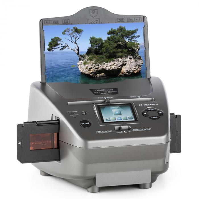 979GY Combo Scanner Foto Diapositive Pellicole