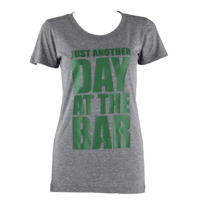 Capital Sports T-shirt treningowy damski rozmiar L szarymelanż
