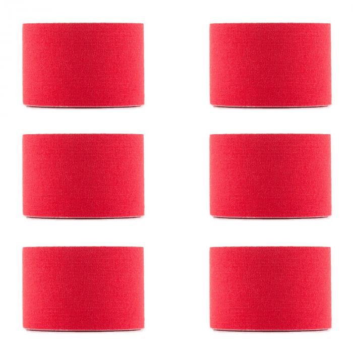 Capital Sports Bondies Bondies taśma kinezjologiczna 6 rolek szerokość 5 cm długość 5 m elastyczna