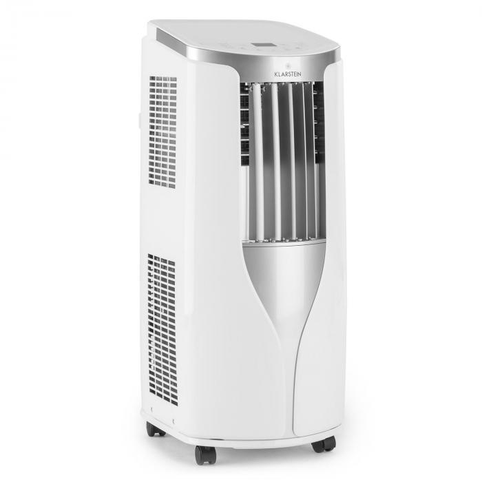 New Breeze 7 Climatizzatore 7000 BTU Classe A Telecomando bianco
