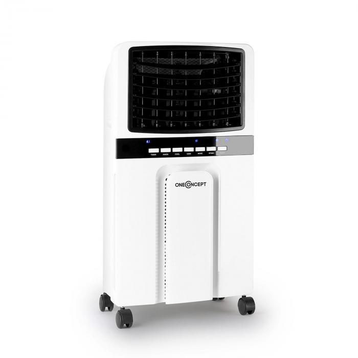 Baltic Blue Air Cooler Ventilator Fan 65W 400m³/h Remote Control