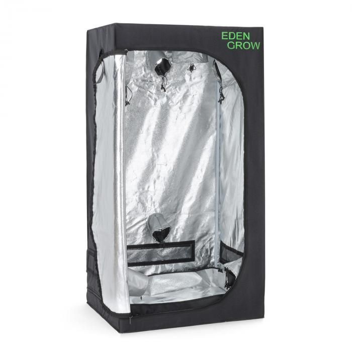Eden Grow S Growbox Growtent Homegrow Indoor 80x80x160cm