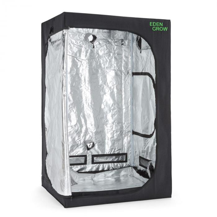 Eden Grow L Growbox Growzelt Homegrow Indoor 120x120x200cm