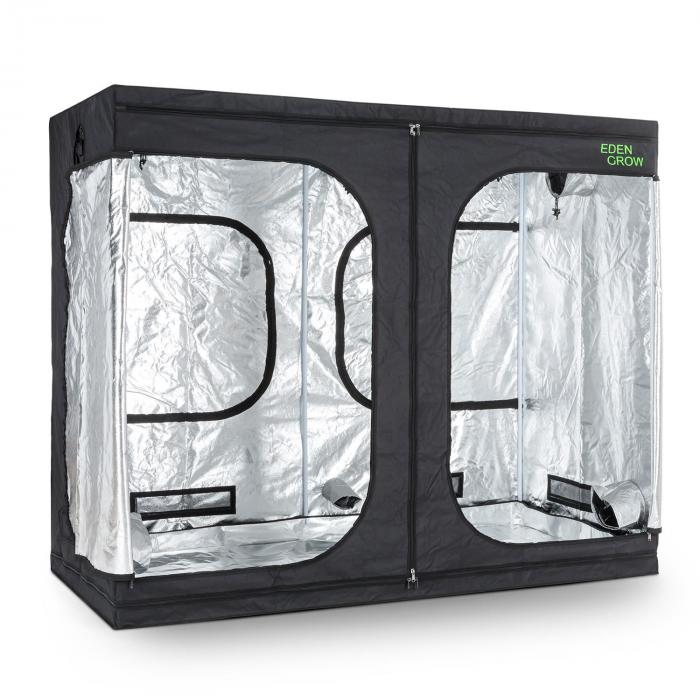OneConcept Eden Grow XL GrowboxHomegrow namiot uprawowy Indoor240x120x200cm