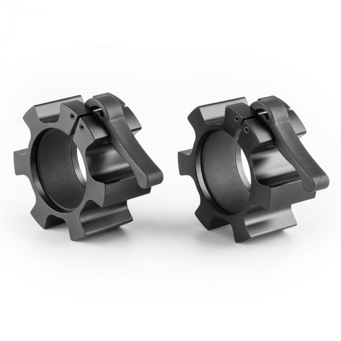 Tigthor Par de Bloqueadores de Discos de Halteres 50 mm - preto