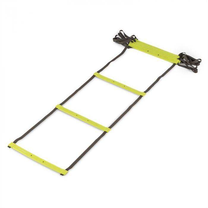 Klarstride 4 Agility Ladder Koordinationsleiter 4 m Tasche grün