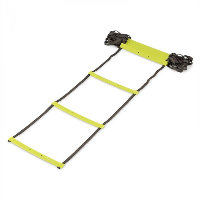 Klarstride 8 Agility Ladder kordinaatioharjoite 8 m laukku vihreä