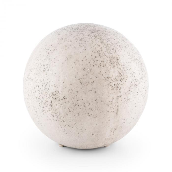 Gemstone M Gartenleuchte 26,5 x 25,5 cm Naturstein-Optik