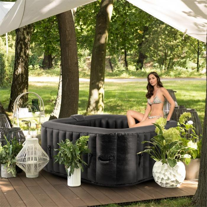 Shangri-La 600 Inflatable Spa Whirlpool 600 l 90 Jets 4 Persons