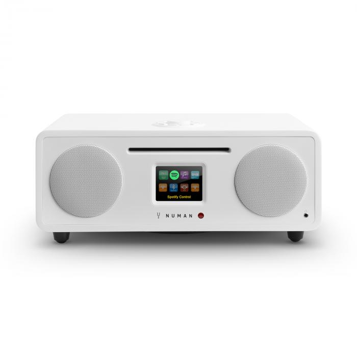 two 2 1 radio internetowe cd 30w bluetooth spotify. Black Bedroom Furniture Sets. Home Design Ideas