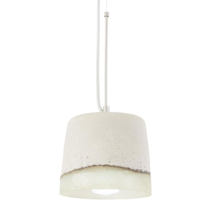 Loocida Sonnenstein Studie 32 Betonowa lampa wisząca wzornictwo przemysłowe