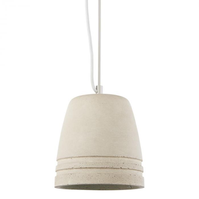 Loocida Sonnenstein Studie 21 Betonowa lampa wisząca wzornictwo przemysłowe