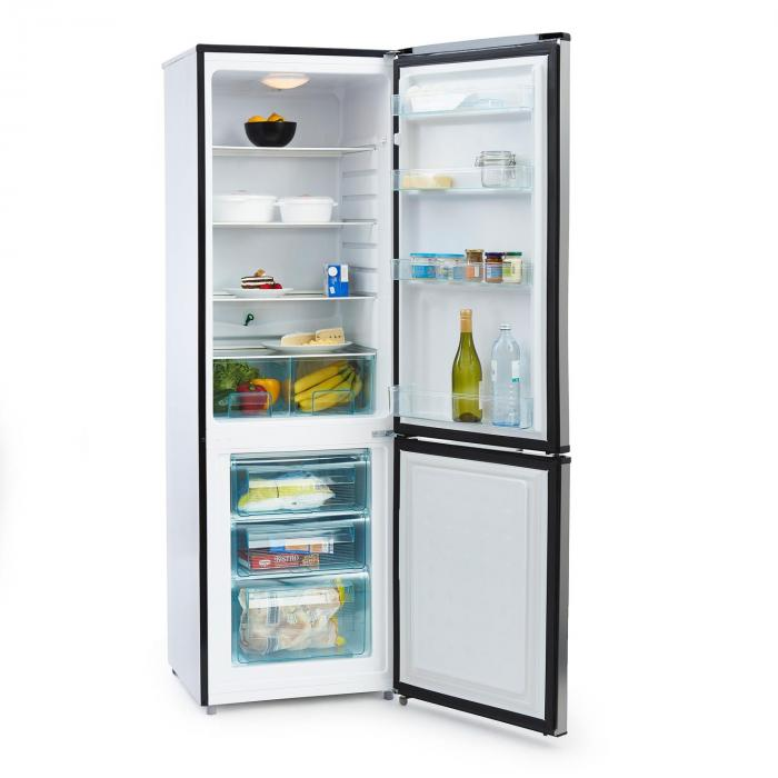 Big Mommy Cool Combinazione Frigo-Congelatore A++ 205kWh/anno 300 L