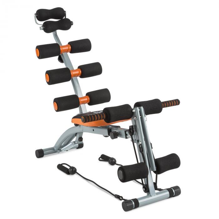 Capital Sports Sixish Core trenażer mięśni brzucha body trainer pomaranczowy/czarny
