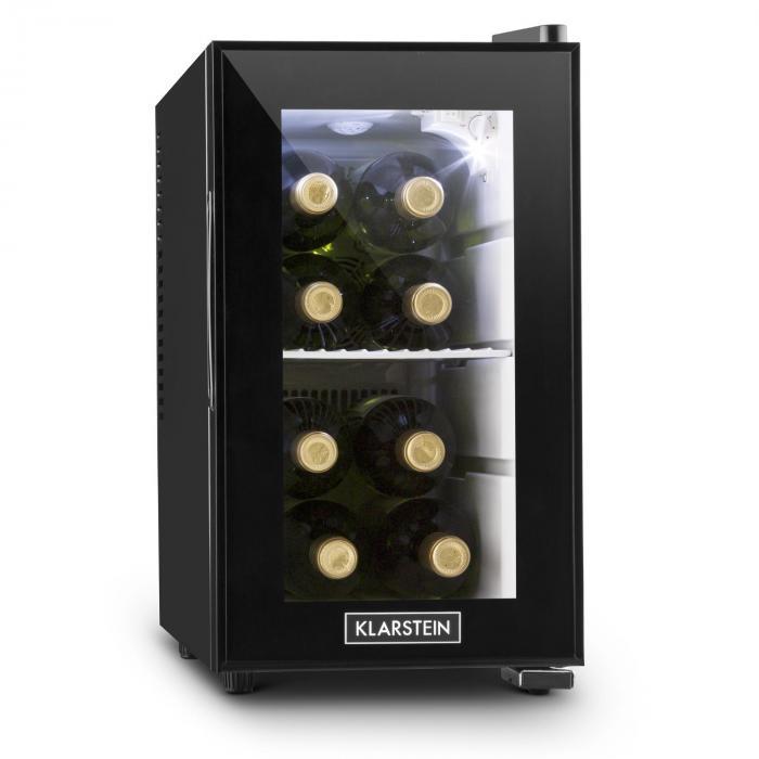 Beerlocker S Mini-Kühlschrank 21 Liter Klasse A+ schwarz | online ...