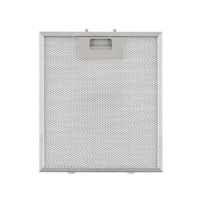 Aluminium-Fettfilter 23x26 cm Austauschfilter Ersatzfilter