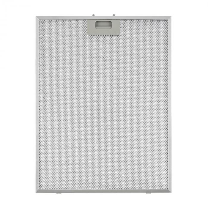 Alumiininen rasvasuodatin 35 x 45 cm vaihtosuodatin varaosasuodatin