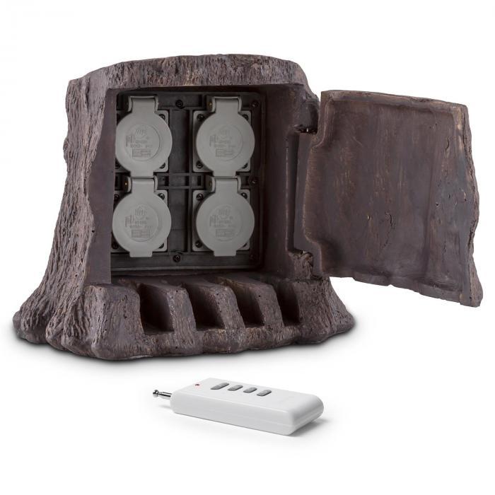 gartensteckdose preisvergleich die besten angebote online kaufen. Black Bedroom Furniture Sets. Home Design Ideas