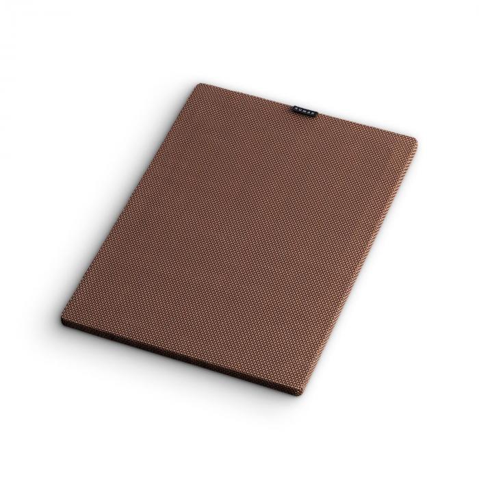 Numan RetroSub osłona aktywnego subwoofera głośnika para kolor brązowy