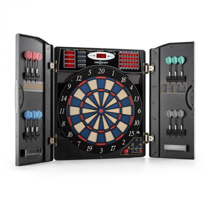 Masterdarter darts-taulu darts-automaatti softtip ovet metallijäljitelmä