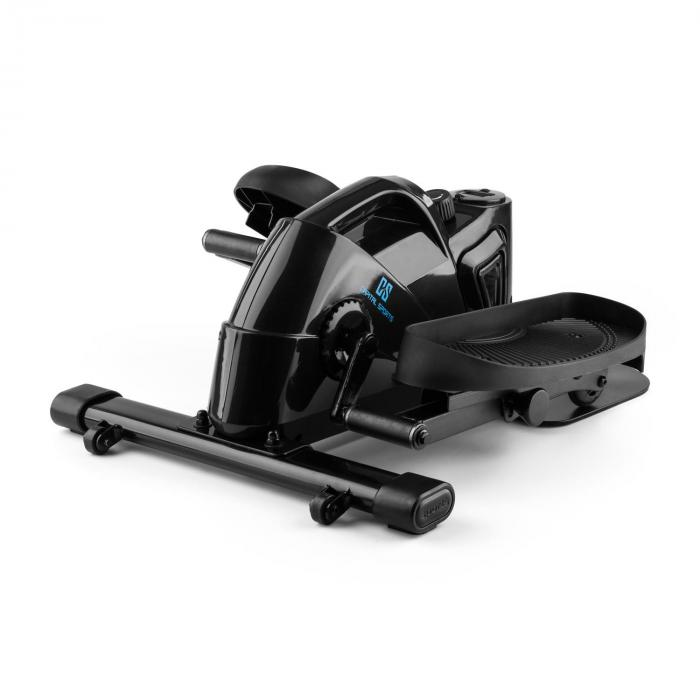 MiniovalStepper Cyclette Ellittica Nera