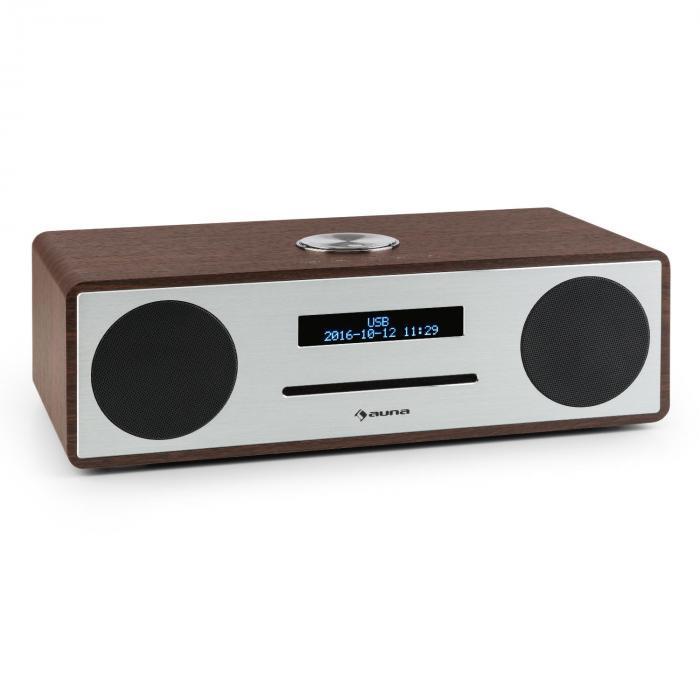 Stanford Radio DAB-CD DAB+ Bluetooth USB MP3 AUX VHF noce
