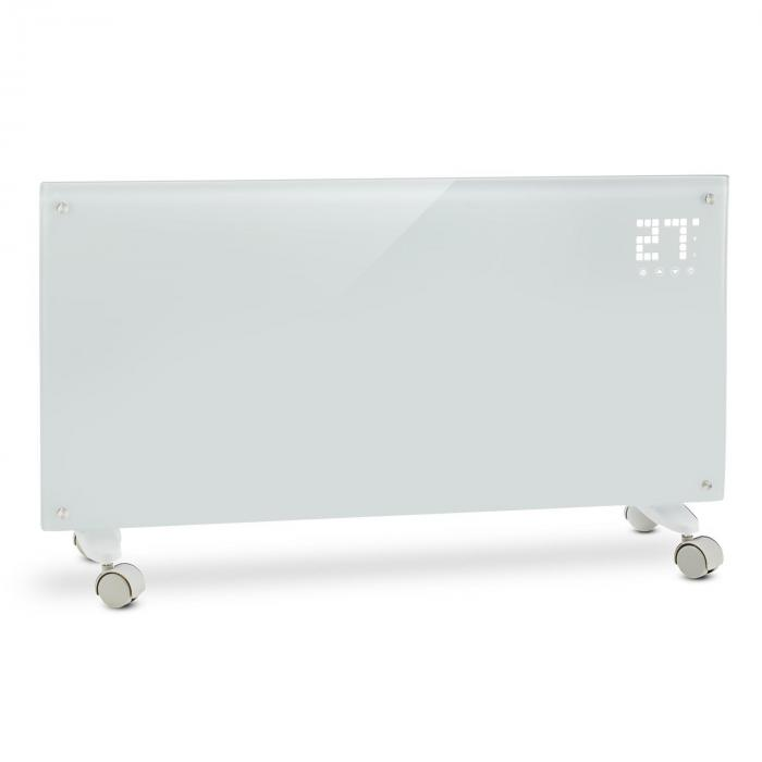 Bornholm Convection Heater 2000W LED display 2 Heating Levels white