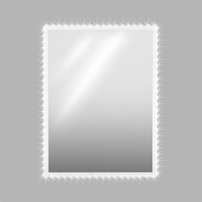 Goldmund Specchio Da Parete Con LED Bagno 80x60 Sensore