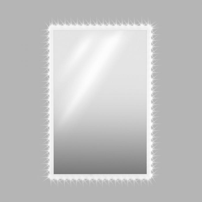 OneConcept Goldmund lustro ścienne oświetlenie LED lustro łazienkowe 120x80 czujnik