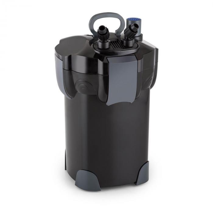 Waldbeck Clearflow 55UV Filtr zewnętrzny akwariowy 55 W Filtr 4-stopniowy 2000 l/h 9W-UVC