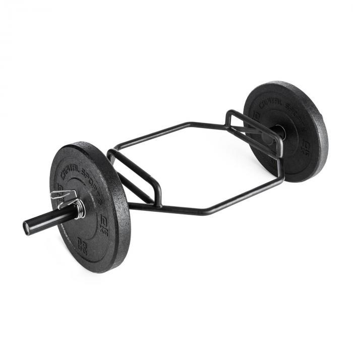 Capital Sports Beastbar Gryf do martwego ciągu hex bar 300 kg maks.
