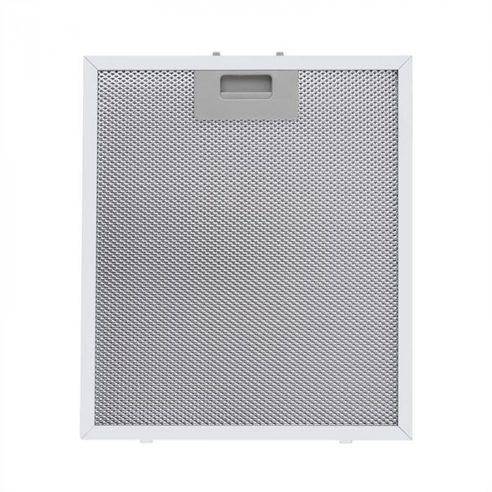 Alumiini-rasvasuodatin 26 x 32 cm vaihtosuodatin varasuodatin
