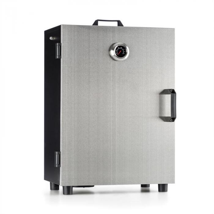 Flintstone Steel Smoker Oven 800 W Stainless Steel