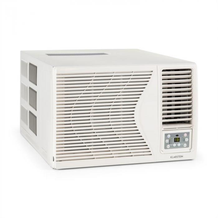 Frostik 12 Fenster-Klimaanlage 12000 BTU Klasse A R32 weiss