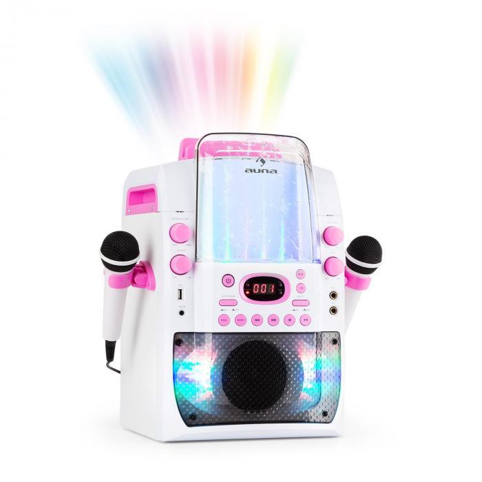 Kara Liquida BT Karaoke-Anlage Lichtshow Wasser...