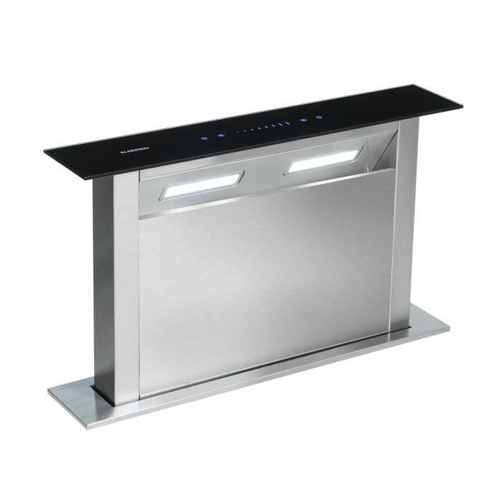 Royal Flush Downdraft Cooker Extractor Hood 430 m³ / h 60 cm