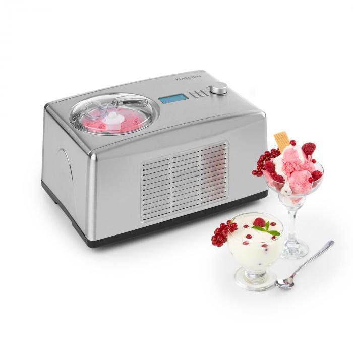 Klarstein Yo & Yummy 2-w-1 maszynka do robienia lodów 1,5l