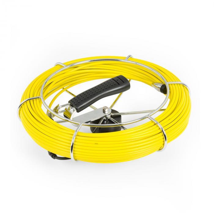 40m Cable varajohto 40 metriä johtorulla DURAMAXX Inspex 4000:lle
