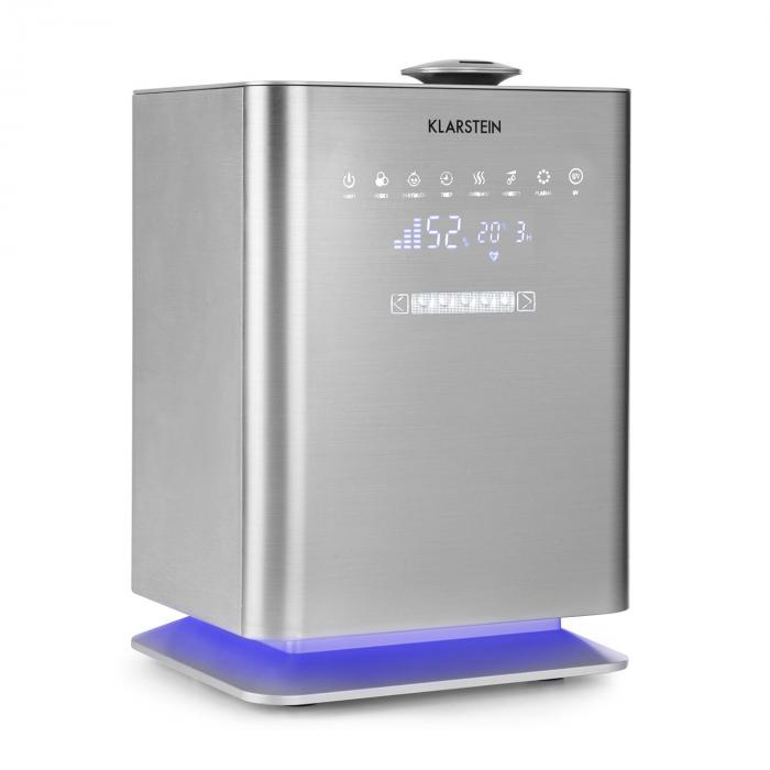 Cubix Umidificatore Ionizzatore 350ml/h Serbatoio 5,5l Modalità Baby