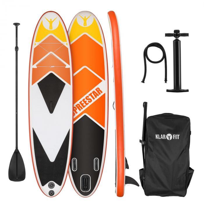 ee0285af65eda Spreestar 325 Set tabla hinchable para surf de remo Tabla SUP 325 x 15 x 86