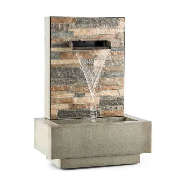 watergate gartenbrunnen in outdoor 15w pumpe 10m kabel verzinkt online kaufen elektronik star de. Black Bedroom Furniture Sets. Home Design Ideas