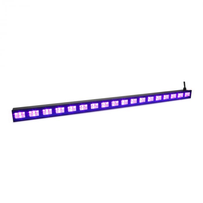 BUV183 LED UV lista UV-valo 18 x 3 W Plug & Play 40 W