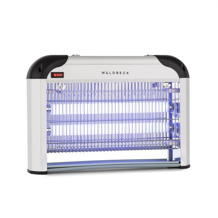 Waldbeck Mosquito Ex 4000 lampa owadobójcza 30 W światlo UV zasięg 100 m²